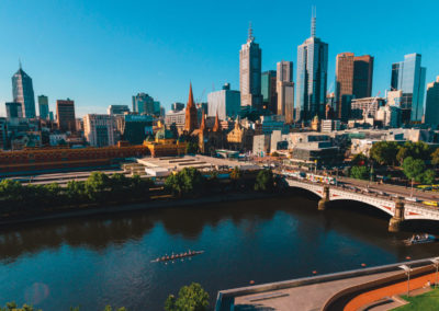 Skyline, Melbourne, VIC